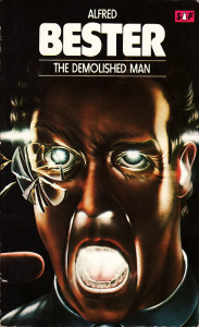 Demolished Man cover
